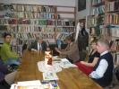 Зустріч із представниками спорідненої шведської організації